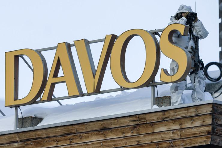 Svetski ekonomski forum u Davosu 20200120 epa alessandro della valle davos Di018134053