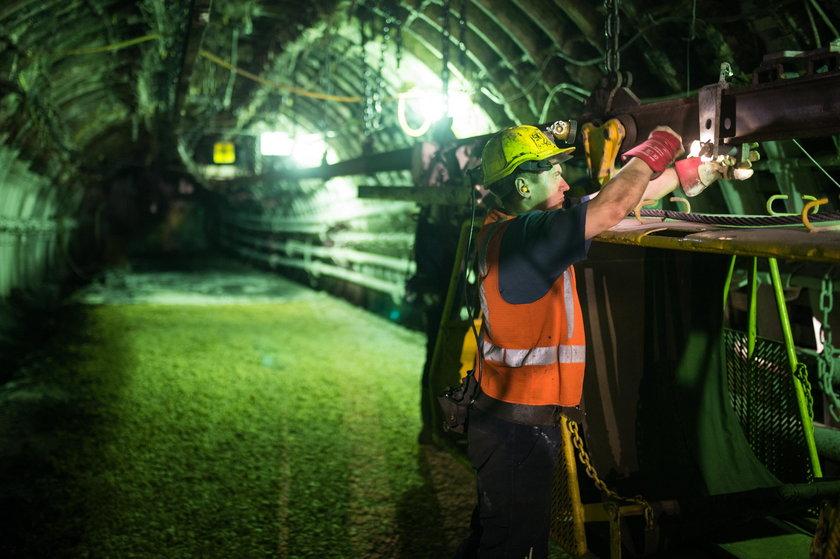 Górnicy z PGG upominają się o czternastkę