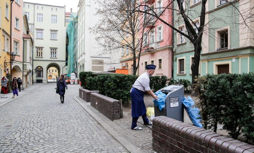 Śmietniki we Wrocławiu