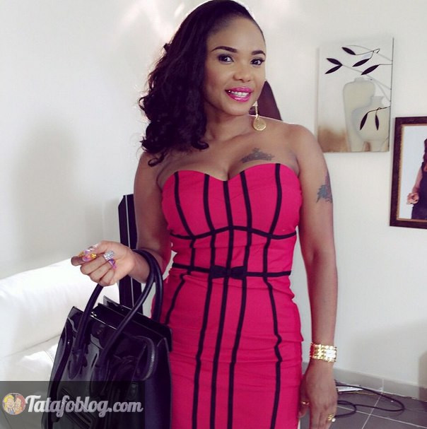 Iyabo Ojo narrated how she got pregnant with her second child while working on her marriage. [Tattafoblog]