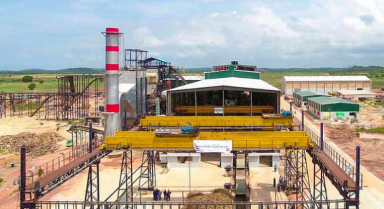 Komenda sugar factory