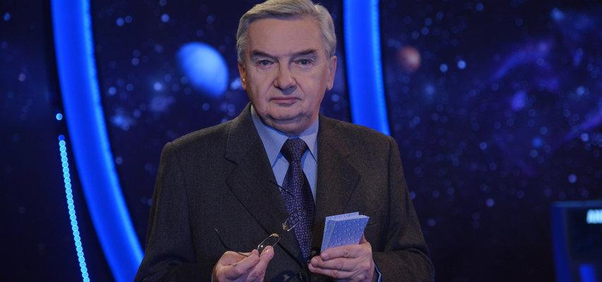 """""""Jeden z dziesięciu"""" zniknie z anteny TVP? Tadeusz Sznuk komentuje: telewizja jest dla mnie nieodgadnioną instytucją. Mamy odpowiedź TVP"""