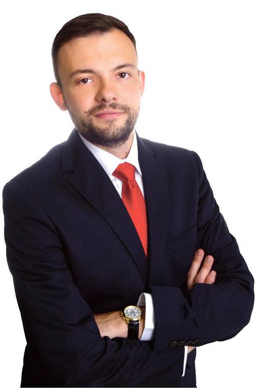 Radosław Sierpiński, PO prezesa Agencji Badań Medycznych  fot. Materiały prasowe