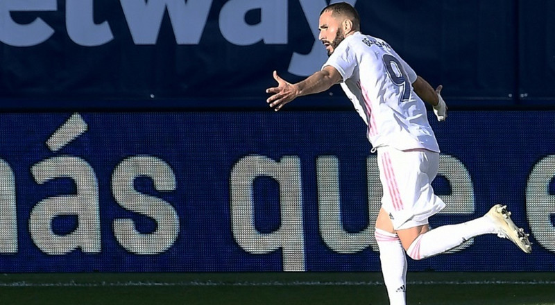Real Madrid gathering momentum after Levante victory