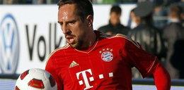 Ribery może trafić na Old Trafford