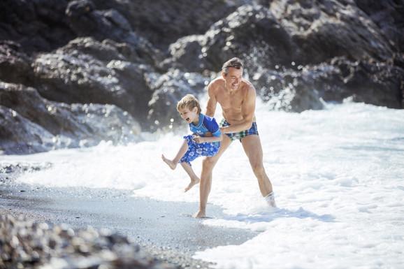 Deca prilikom kupanja progutaju vodu koja može biti kobna za njih
