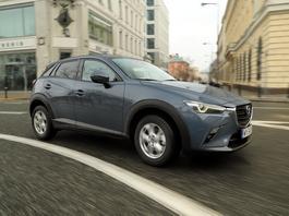 Mazda CX-3 po liftingu – inna, ale czy lepsza?