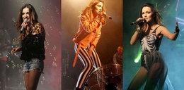 Marina na koncercie w trzech stylizacjach