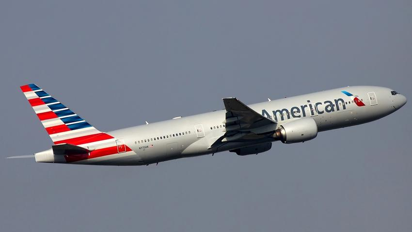 American Airlines samolot