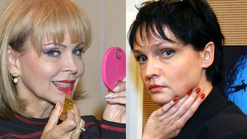 Izabela Trojanowska, Adrianna Biedrzyńska