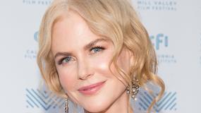 Nicole Kidman jak porcelanowa lalka...