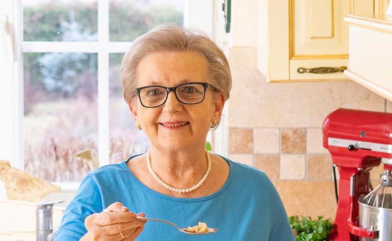 Jola Caputa blogerka kulinarna 60+
