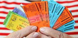 Wymień stare bilety