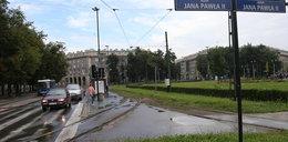 Plac Centralny zamknięty dla samochodów