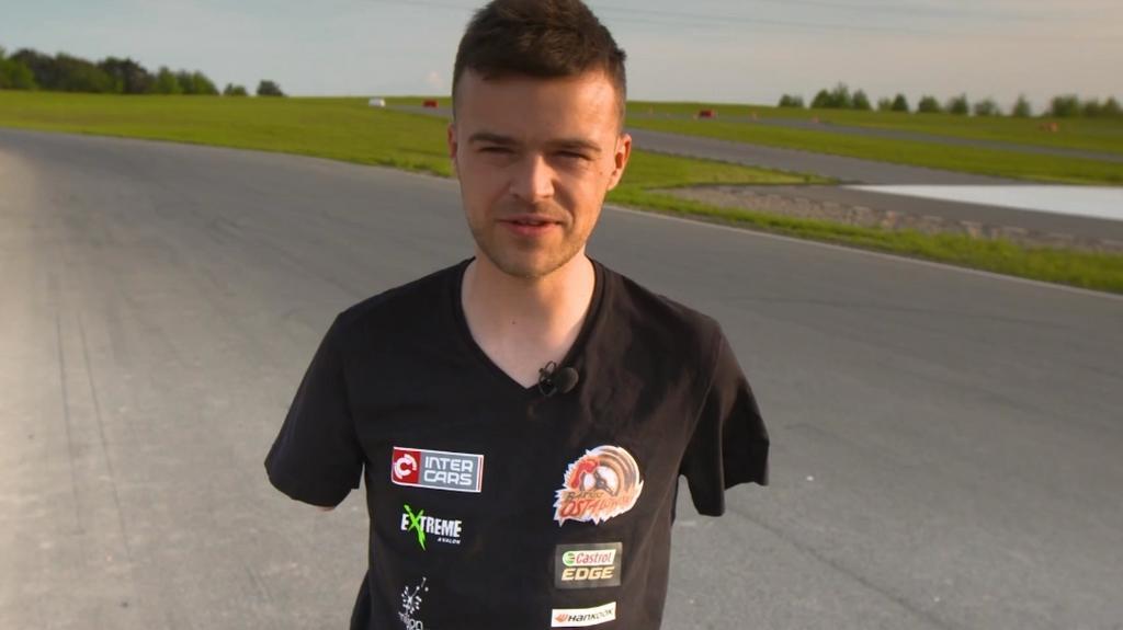 Auto Świat GO!: Bartosz Ostałowski (17.06.2017)