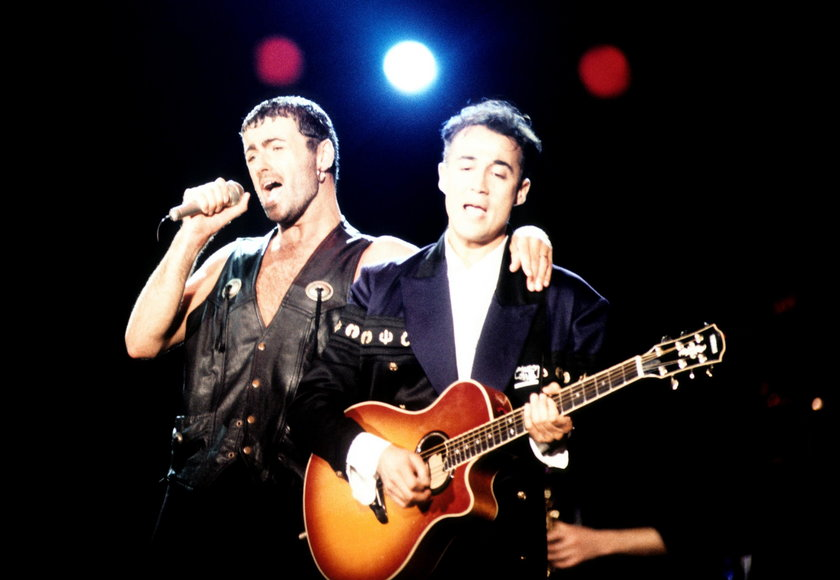 George Michael i Andrew Ridgeley