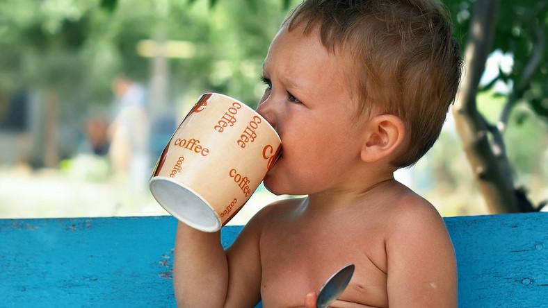 Kawa pomaga dzieciom z nadpobudliwością psychoruchową w koncentracji