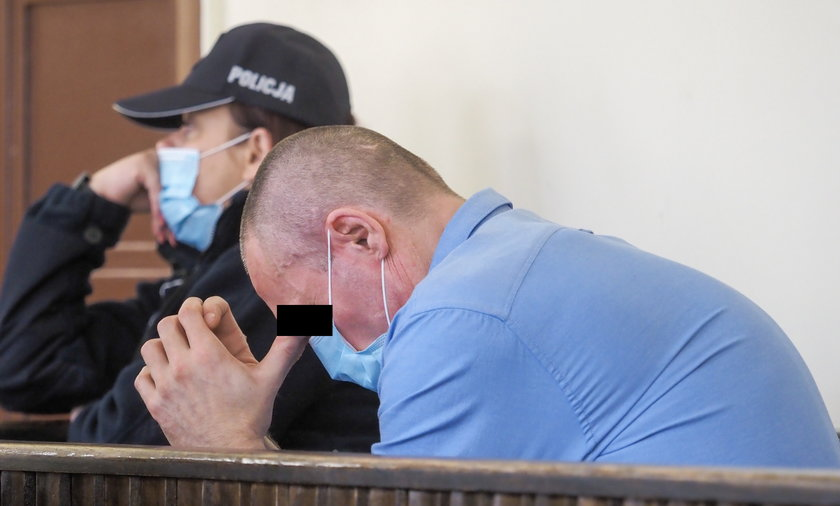 Dariusz Z. został skazany na 10 lat więzienia za ciężkie pobicie kolegi