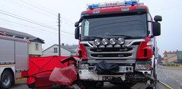 Wóz strażacki zabił nauczycielkę