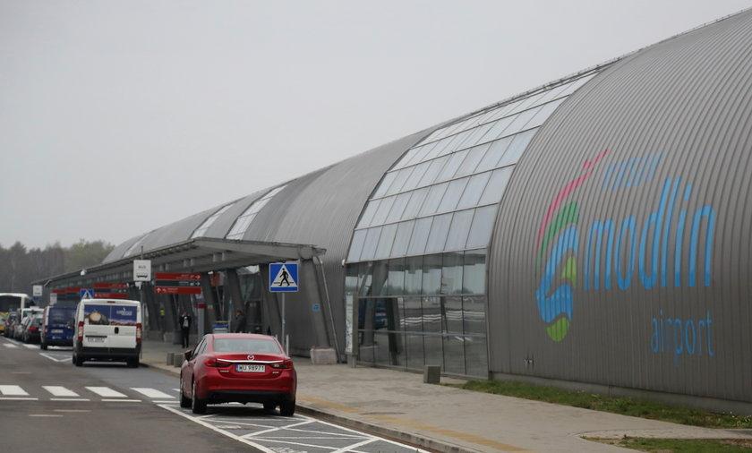 Sprawca alarmu na lotnisku słono zapłaci
