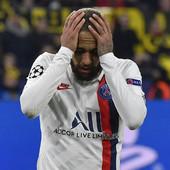 NEJMAR I PSŽ - PUCA PO ŠAVOVIMA Brazilac nakon poraza od Dortmunda NAPAO KLUB: Odložili su moj povratak, ne može tako!