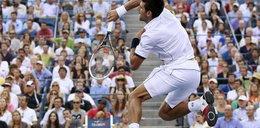 Horror w finale US Open. WIDEO