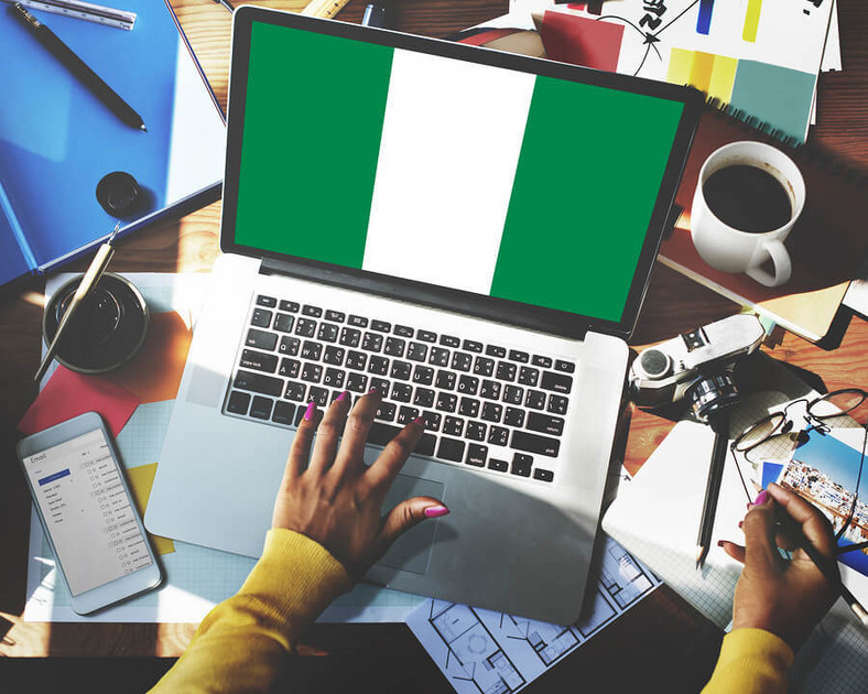 You can make money as a graphic designer in Nigeria