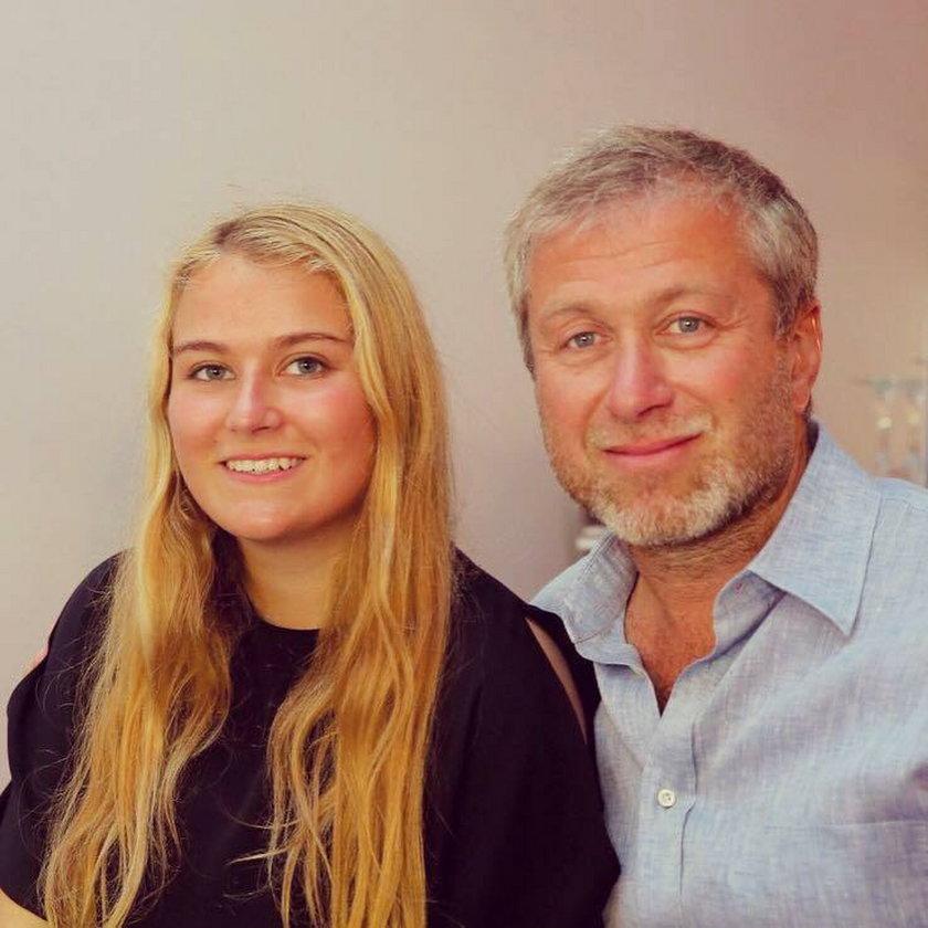 Luksusowe życie córki Abramowicza