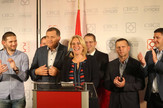 Milorad Dodik i Zeljka Cvijanovic
