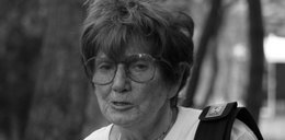 Barbara Sałacka nie żyje. Mama śmiertelnie użądlonej przez osę Ewy Sałackiej była artystką. Po tragicznym ataku owada, pod jej skrzydła trafiła wnuczka. Dziś pani Matylda pisze: Świat się zatrzymał
