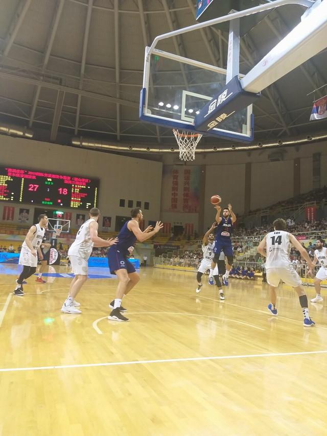 Košarkaši Srbije