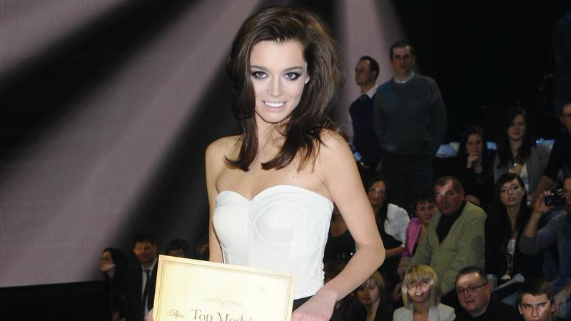 Top Model: Paulina Papierska