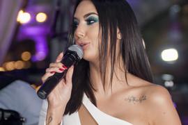 ŠLIC OTKRIO SVE Kad se Katarina Grujić pojavila u uskoj beloj haljini SVI SU JOJ POGLEDALI U NOGE (VIDEO)