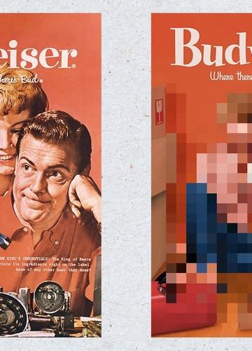 Budweiser Zmienia Seksistowskie Reklamy Piwa Z Lat 50 I 60