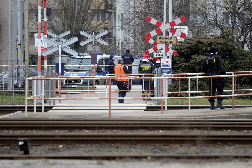 Katowice. Fałszywy alarm bombowy w pociągu z Lublińca do Oświęcimia