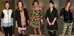 Gwiazdy w ubraniach Marni dla H&M