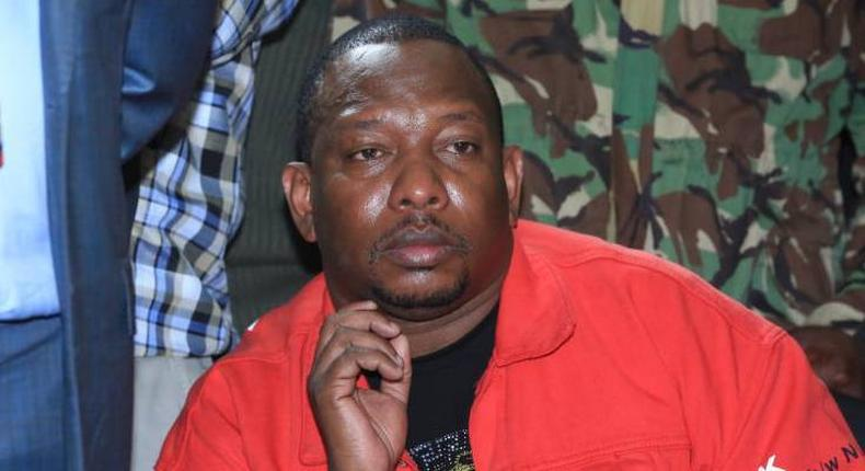 Governor Mike Sonko in court