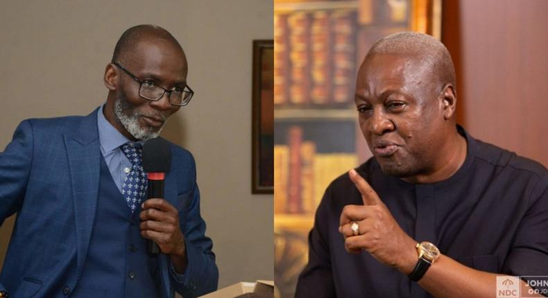 Concede if you don't have evidence to go to court – Gabby tells Mahama
