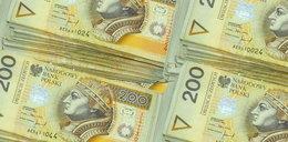 Kiedy ostatnio widziałeś 200 zł? Nie uwierzysz, ile ich jest w obiegu?