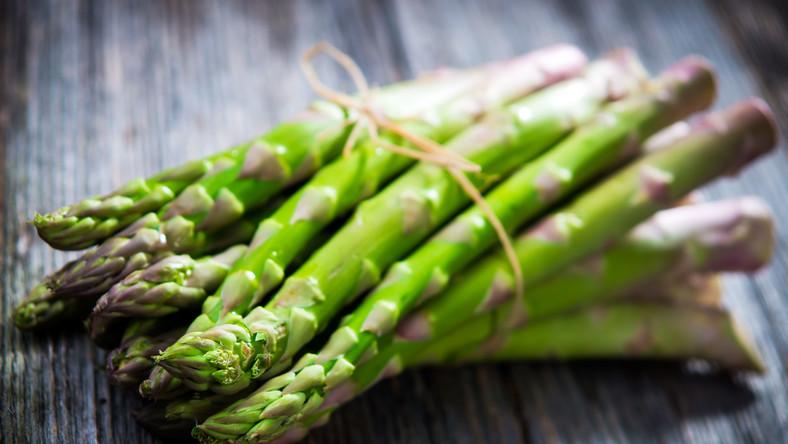 Szparagi - smaczne i zdrowe