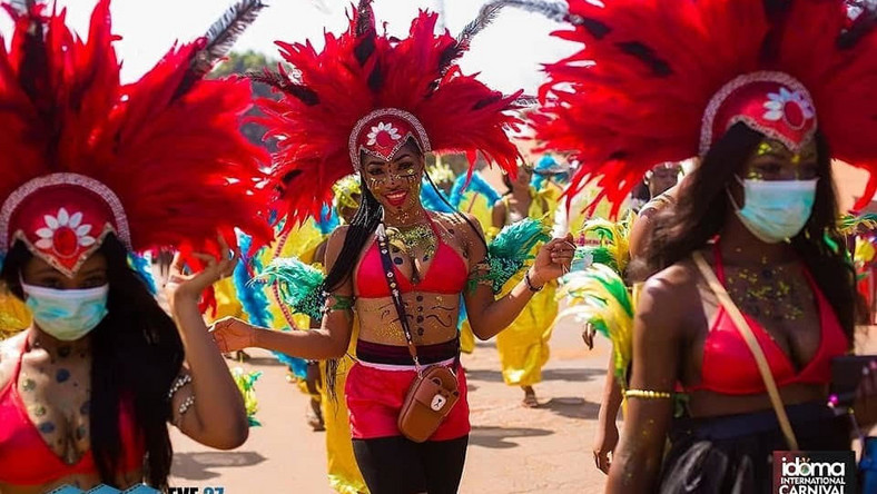 Idoma International Carnival is an annual event held in Otukpo in Benue State.