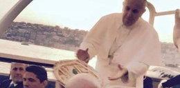 Pizza dla papieża Franciszka z dostawą do papamobile!