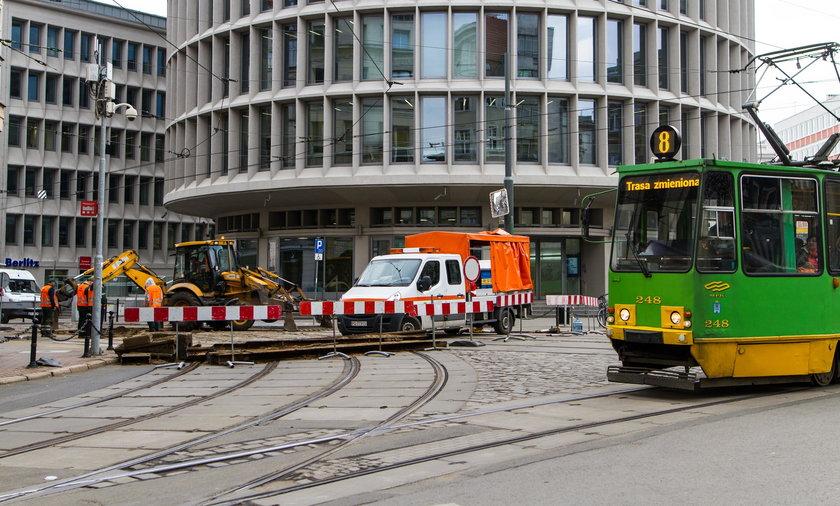 Torowiska w Poznaniu czeka remont