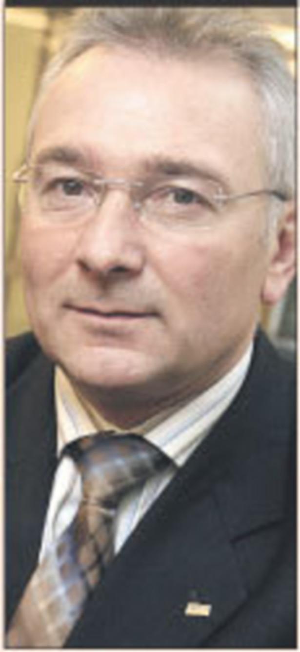 dr André Helin, prezes firmy audytorskiej BDO Numerica