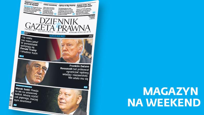 Magazyn DGP 13 lipca