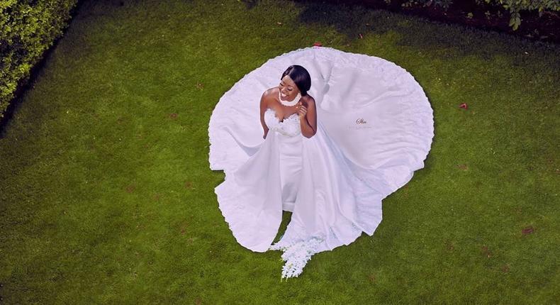 Did Kalekye Mumo wed over the weekend?