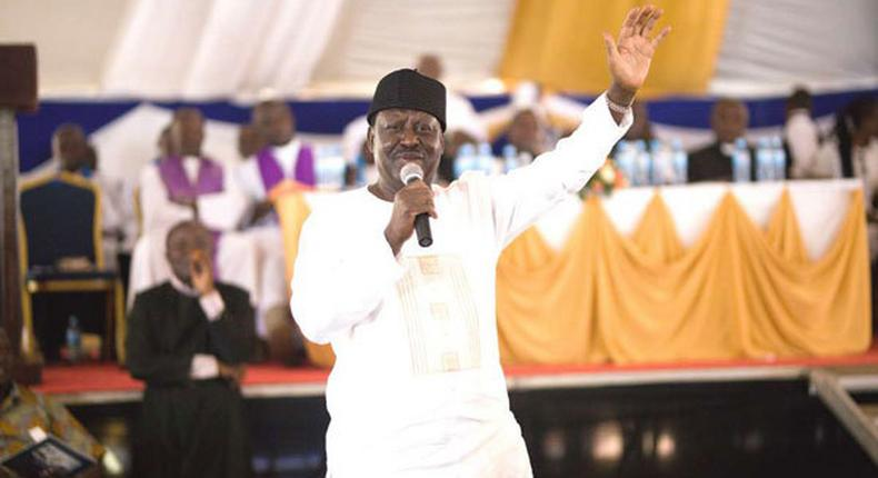 Raila Odinga's 2019 in review: from bedroom politics to the BBI