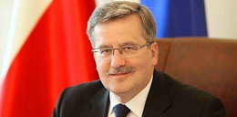 Komorowski: To Kaczyński powinien przeprosić Merkel