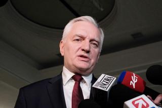 Gowin: Rząd w sprawie ujawnienia list poparcia do KRS nie jest stroną