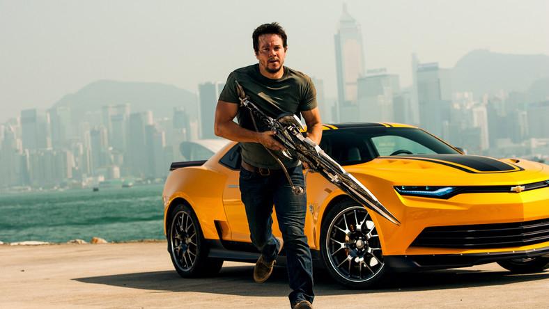 Mark Wahlberg znów z transformersami